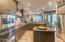Island in kitchen