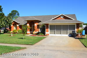 1024 Jacaranda Circle, Rockledge, FL 32955