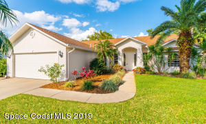 973 Somerset Lane, Melbourne, FL 32940