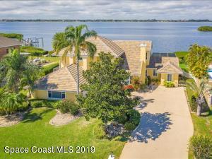 460 Lanternback Island Drive, Satellite Beach, FL 32937