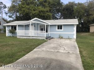 6126 Dees Road, Cocoa, FL 32927