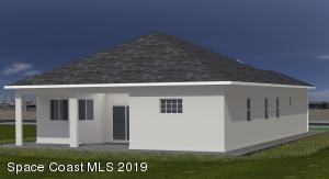 5525 EAGLE WAY, MERRITT ISLAND, FL 32953  Photo