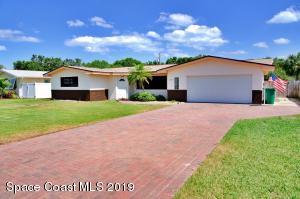 1217 Seminole Drive, Indian Harbour Beach, FL 32937