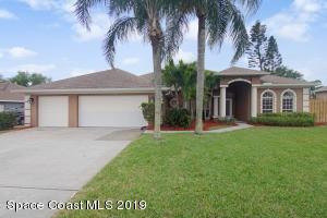 871 Spanish Cay Drive, Merritt Island, FL 32952