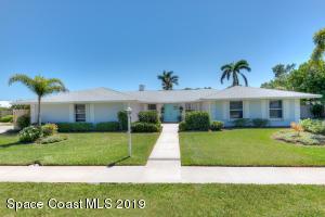 517 South River Oaks Drive, Indialantic, FL 32903