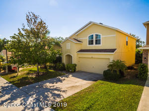 483 Hollow Glen Drive, Titusville, FL 32780