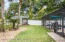 Pristine yard and tropical landscaping