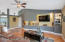 Open Plan High Ceilings