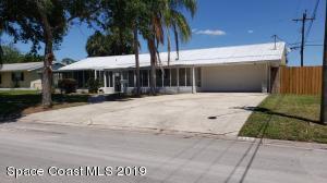 610 Buttonwood Drive, Merritt Island, FL 32953