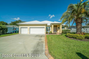 344 S Lakeside Drive S, Satellite Beach, FL 32937