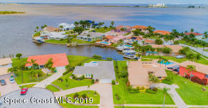 Property for sale at 185 Saint Croix Avenue, Cocoa Beach,  Florida 32931