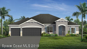 Rendering, not actual home. Home has French Country elevation shown here.