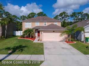 1334 Mycroft Drive, Cocoa, FL 32926