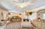 Large Master Suite - King Bed,