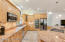 Spacious Gourmet Kitchen with Stainless and Granite