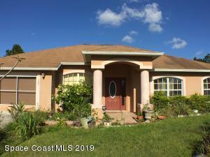 367 Jasmine Court NW, Palm Bay, FL 32907