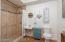 Bathroom w/ shower unit 102