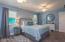 Unit 202 Master Bedroom