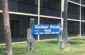520 Palm Springs Boulevard, 102, Indian Harbour Beach, FL 32937