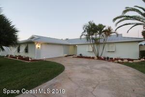 13 Crystal River Drive, Cocoa Beach, FL 32931