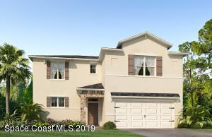 3688 Whimsical Circle, Rockledge, FL 32955