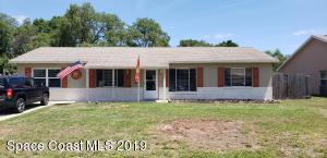 4620 Rosebud Street, Cocoa, FL 32927