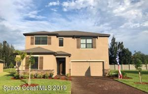 3672 Whimsical Drive, Rockledge, FL 32955