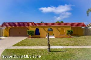 342 Jack Drive, Cocoa Beach, FL 32931
