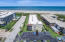A rare overhead view Taylor Terrace oceanfront condos and your desirable first floor unit.