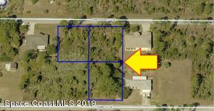 1650-6-7 Three Lots On Tigard & Soving Street SE, Palm Bay, FL 32909