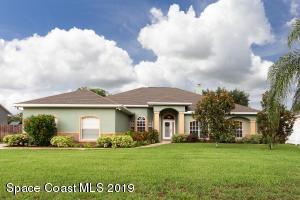 360 Treasure Lagoon Lane, Merritt Island, FL 32953