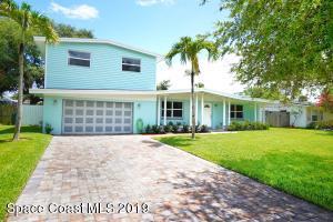 430 Capri Road, Cocoa Beach, FL 32931