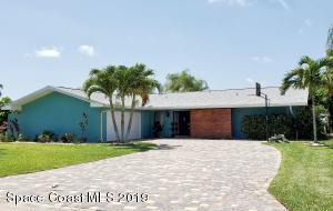 22 Fairway Drive, Cocoa Beach, FL 32931