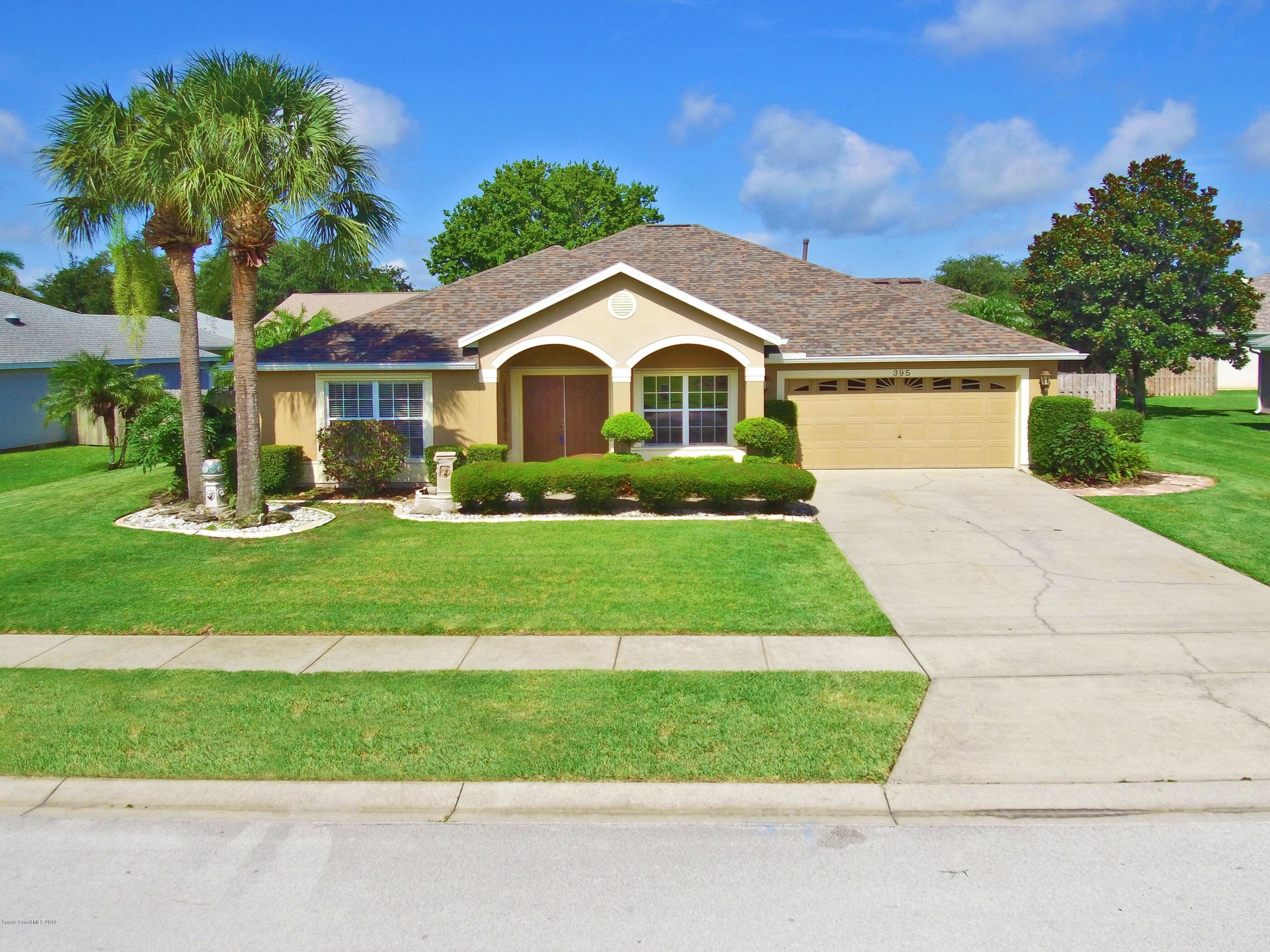 395 Brookcrest Circle, Rockledge, Florida