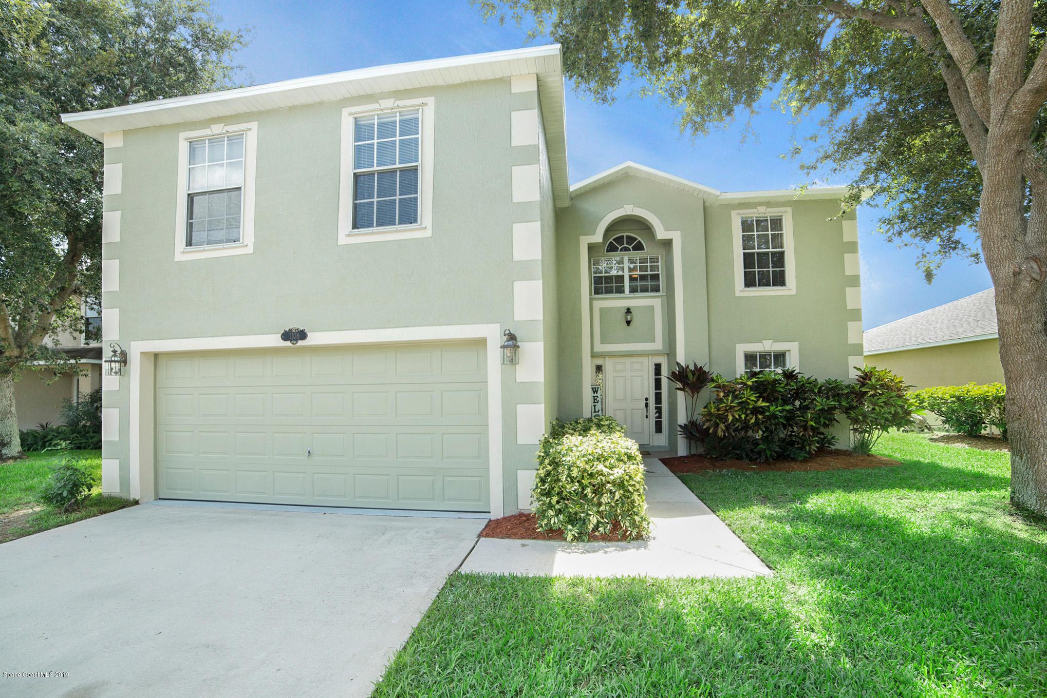 1108 Macon Drive, Titusville, Florida