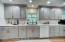 CUSTOM CABINETS & UPGRADED FIXTURES