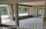 Covered lanai between first and 2d living areas