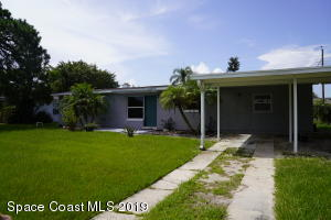 509 Orange Avenue, Merritt Island, FL 32952