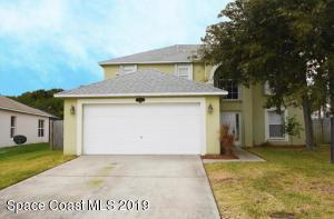 3901 Upmann Drive, Rockledge, FL 32955
