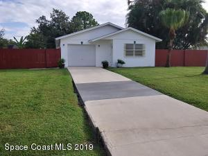 1897 NE Brookside Street NE, Palm Bay, FL 32907