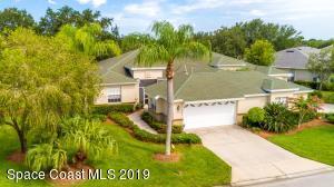 4788 Parkstone Drive, Rockledge, FL 32955