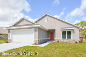 1461 Towton Street SE, Palm Bay, FL 32909