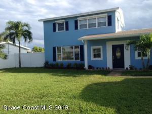 422 S Neptune Drive S, Satellite Beach, FL 32937