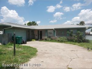 1598 Coral Street, Merritt Island, FL 32952