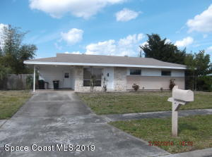 2915 Redgrove Drive NE, Port Malabar Unit 4, Palm Bay, FL 32905