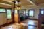 Living Room With Original Hardwood Floors
