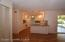 Awesome kitchen with lots of storage. Pull out drawers, pantry and throughout
