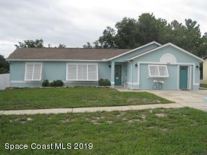 1639 Fife Court, Titusville, FL 32796