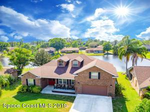 166 Palm Circle, Melbourne, FL 32940