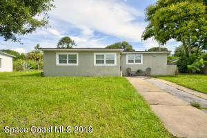 520 Seacrest Avenue, Merritt Island, FL 32952